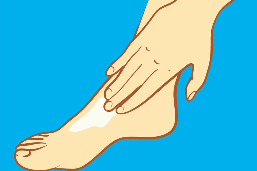 How to Moisturize Your Feet with Jellyfeet™
